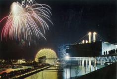 fireworks Ontario Place, Fireworks, Opera House, Building, Places, Travel, Viajes, Buildings, Destinations