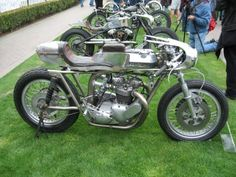 bsa trackmaster | Check out the ARD belt drive Magneto, a highly coveted item these days ...