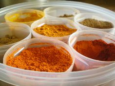 Ceylon (Sri Lanka) Curry Powder | Make your own curry powder to spice up various dishes. #curry #spices #SriLanka #recipes