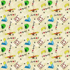 Dog Agility Fabric fabric by menageriemayhem on Spoonflower - custom fabric