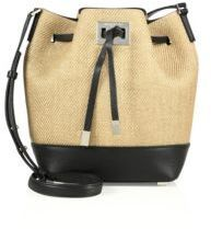 Michael Kors Collection Miranda Woven Bag