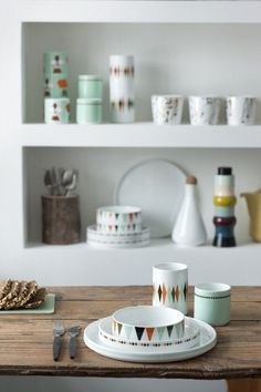 ferm living adorable tableware