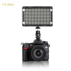 Aputure Amaran AL-H198C CRI95 LED Camera Video Light On Camera LED Light