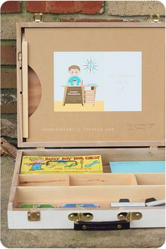custom letter writing kit i want this sooooo much
