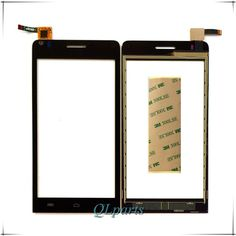 3 m sticker telefoon touch panel lens voor explay tornado capactive touchscreen digitizer glas sensor vervanging touchscreen