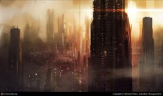 2072 by Michael Pedro   2D   CGSociety