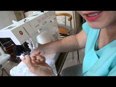 Como costurar retas, curvas e barras para iniciante   Cantinho do Video Costura em Roupas