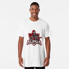 Alpha Apparel, Work From Home Moms, Large Prints, My T Shirt, Tshirt Colors, Soft Fabrics, Shirt Designs, Printed, Awesome