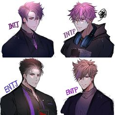 Mbti, Intj Intp, Intp Personality, Myers Briggs Personality Types, Dream Friends, Happy Tree Friends, Intj Humor, Stone World, Anime Art Girl