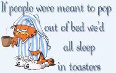 I love Garfield.
