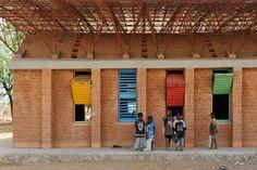 francis kere burkina faso extension primary school - Pesquisa Google