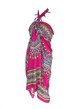 Introducing Pavinees Sarongs for women Sarong for the beach dashiki print Pink. Great product and follow us for more updates!