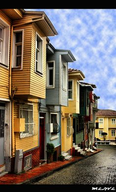 Istanbul style in architecture   by ~Merve~, via Flickr
