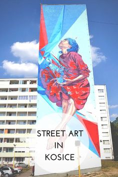 Kosice street art - an overview of the local scene. Click on the picture or visit www.mywanderlust.pl for more details
