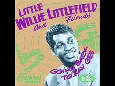 Little Willie Littlefield   Striking On You Baby   1952