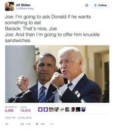 Some of the best Joe Biden jokes making the rounds.