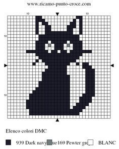 Brilliant Cross Stitch Embroidery Tips Ideas. Mesmerizing Cross Stitch Embroidery Tips Ideas. Cat Cross Stitches, Cross Stitch Charts, Cross Stitching, Cross Stitch Embroidery, Cross Stitch Patterns, Pixel Crochet, Crochet Cross, Beading Patterns, Embroidery Patterns