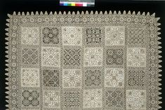 Lace and Drawn Work Cover 1580-1600| V&A Search the Collections