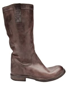 Classic tall boot, good for just about anything you can think of. Get it waterproofed then patina it yourself. All win