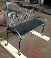Metal working is ideal for all ages. You could hone the metal working skills of yours with the helpful tips of ours and tactics. These metal working suggestions are actually for beginning or perhaps pro DIYers. Check the webpage to get more information Iron Furniture, Furniture Design, Nice Furniture, Garden Furniture, Wrought Iron Decor, Iron Bench, Steel Art, Iron Art, Welding Projects