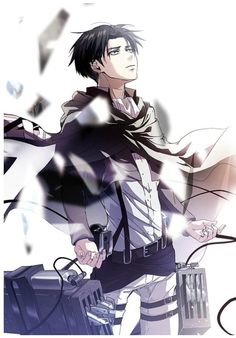 Levi. Attack on titan. 進撃の巨人. Shingeki no Kyojin. Атака титанов. #SNK. #AOT
