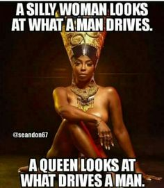 then I grew up- I'm a Queen and my HUSBAND should be in his ministry, walking as our Savior called him to. That's how I'll know that he's my King Black Love Quotes, Black Love Art, My Black Is Beautiful, Black Girls Rock, Black Girl Magic, Afro, By Any Means Necessary, Black History Facts, Thats The Way