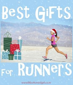 Behold our ultimate runners' gift guide. A little something for every kind of runner! | Fit Bottomed Girls
