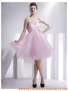 Cute Pink Strapless Sweetheart Beaded Organza Satin Summer Cocktail Homecoming Dress on sale, a perfect Cocktail Dresses with high quality and nice design. Buy it now or discover your Cocktail Dresses Best Cocktail Dresses, Gold Cocktail Dress, Short Cocktail Dress, Prom Dress 2014, Homecoming Dresses, Bridesmaid Dresses, Dresses 2013, Discount Prom Dresses, Knee Length Cocktail Dress