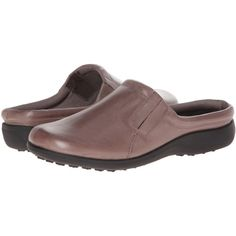ca1cfde0e31c  95.00 Walking Cradles Adobe (Taupe Leather) Women s Clog Mule Shoes