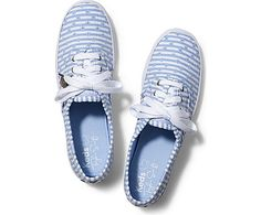 Keds Taylor Swift's Champion Daisy Seersucker