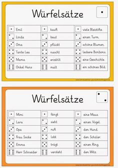 Free worksheets and teaching material for German in grade in elementary school. German Grammar, Languages Online, German Language Learning, Maila, Learn German, Classroom Language, Primary School, Classroom Management, Kids Learning