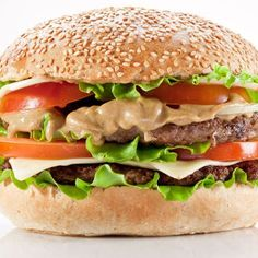 Big Mac Make A Real Big Mac Without The Heart Attack Ingredients McDonalds Adds and Yours Is Fresh Too Unlike Theirs