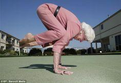 Strength through age.