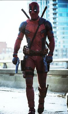 Deadpool Ryan Reynolds