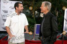 "Adam Sandler & Richard Chamberlain  ""I Now Pronounce You Chuck & Larry"" Premiere  Universal Citywalk  Los Angeles, CA  July 12, 2007"