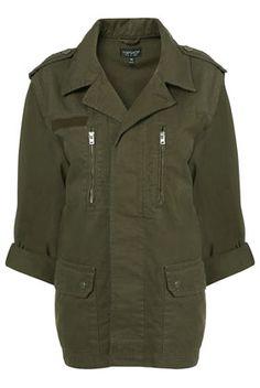 d8bf51bddfd Khaki Army Jacket. Always love army green Color Khaki, Khaki Green,  Military Jacket