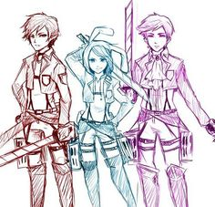 OMFG THIS CROSSOVER! X•