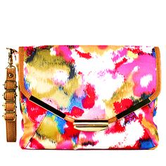 This clutch is a multitasker - it will look great with any outfit from your bright summer wardrobe. Available at Town Shoes. Cos Bags, Sis Loves, Sparkle And Fade, Olivia And Joy, Grab Bags, Spring Trends, Playing Dress Up, Fashion Handbags, Clutch Bag