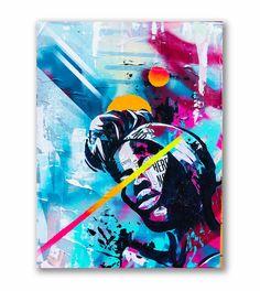Bianca Romero Art #biancaromeroart #biancaromeroartist #contemporaryart #mixedmediaart #collageart #streetartist #streetartistnyc #artforsale #custompainting #artcollectors #interiordesign #interiordecor #artdecor Nyc, Wood Paneling, Painting On Wood, Collage, Instagram, Artwork, The Originals, Wooden Panelling, Collages
