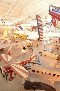 Learn about specifically when is without question the right time for booking airfare tickets. Find the lowest promotions on flight tickets by recognizing precisely just when is the right time to choose them. http://airlinepedia.net/when-is-the-best-time-to-buy-airline-tickets.html Steven F. Udvar-Hazy Center:...
