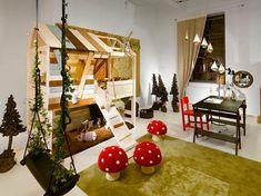 Kinderkamer Tarzan   Inrichting-huis.com