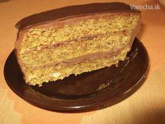 Túto tortičku zbožňujeme všetci, receptík mi dala pani, ktorá tieto tortičky pečie. Ešte sa jej nevyrovnám, ale chutí .