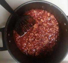 Zucchini Lasagna Zucchini Lasagna, Chili, Health Fitness, Soup, Tasty, Beef, Healthy Recipes, Zucchini Lasagne, Meat