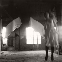 Foam shows an overview of the exceptional and intense work of an American photographer, Francesca Woodman (1958-1981). Woodman used photography as an extremely
