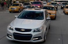 First Holden VF Commodore ad plays up ties to Chevy SS