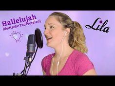 """""""Hallelujah"""" deutsche Taufversion gesungen von Lila / Tauftext deutsch - YouTube"""
