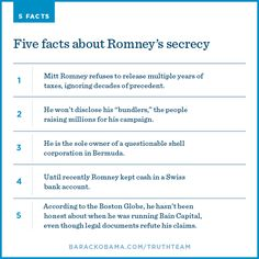 Mitt Romney has earned his reputation as the most secretive presidential candidate we've seen in decades.