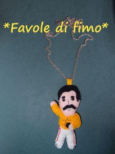 collana Freddie Mercury mio grande amore