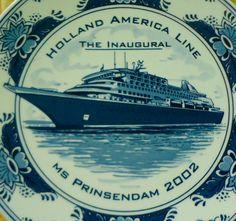Buque de crucero Prinsendam 2002, Holanda