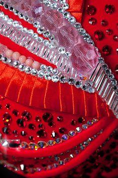 Latin Dress texture